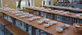 Правительство установило бесплатное питание для школьников младших классов