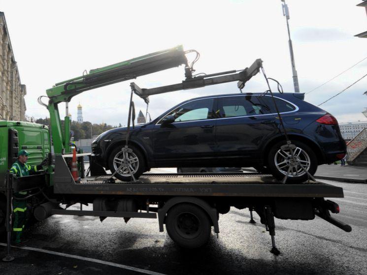 Что делать, если Ваш автомобиль был поврежден при эвакуации