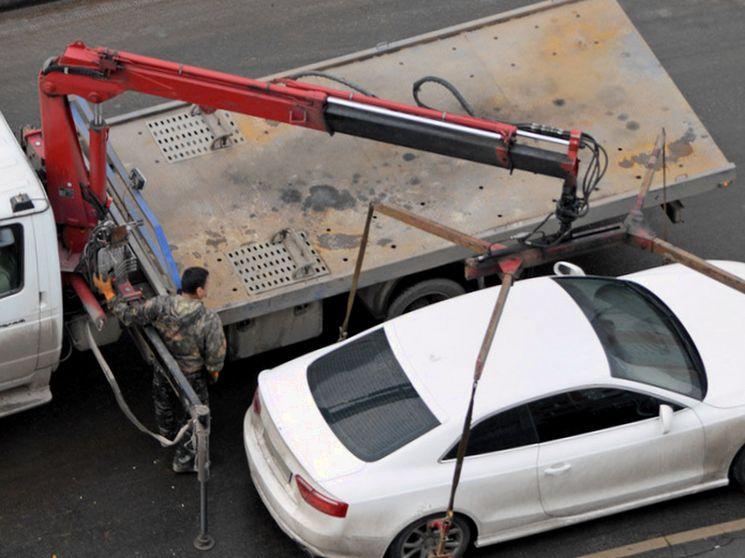 Что делать, если Ваша машина отправлена на штрафстоянку