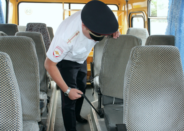 Наказание за нарушение правил перевозки пассажиров
