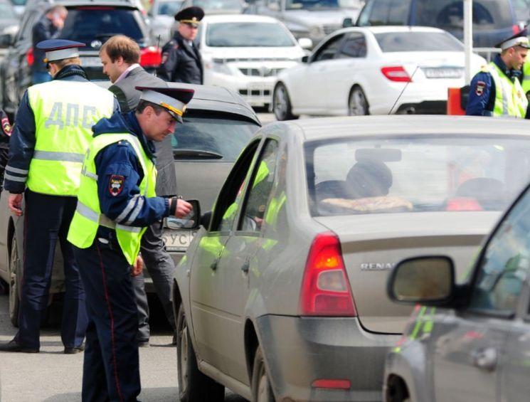 Что грозит за управление автомобилем без прав