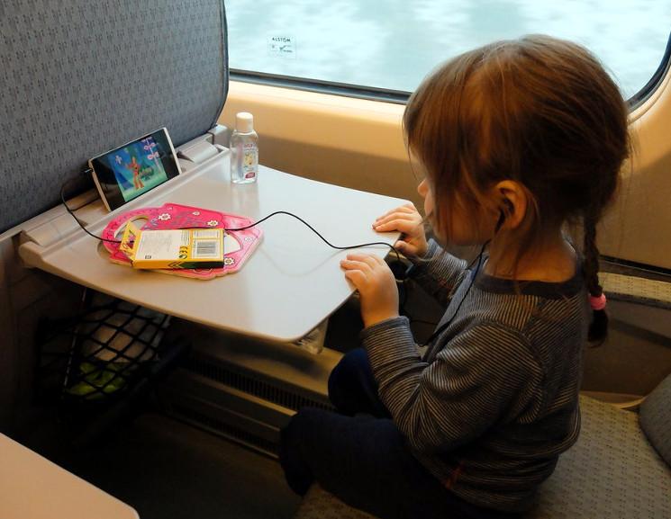 Документы для проезда детей в поезде