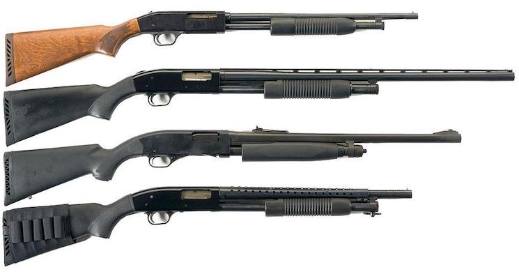 Гражданское гладкоствольное оружие