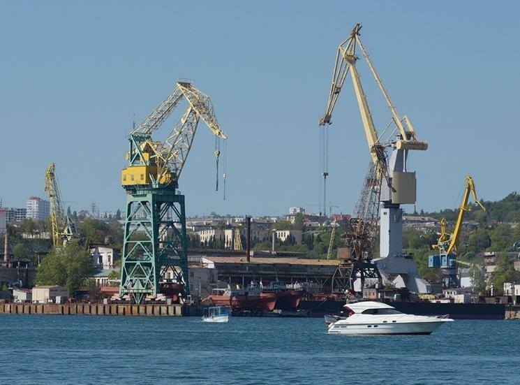 Свобода таможенного пространства и портовых зон Крыма