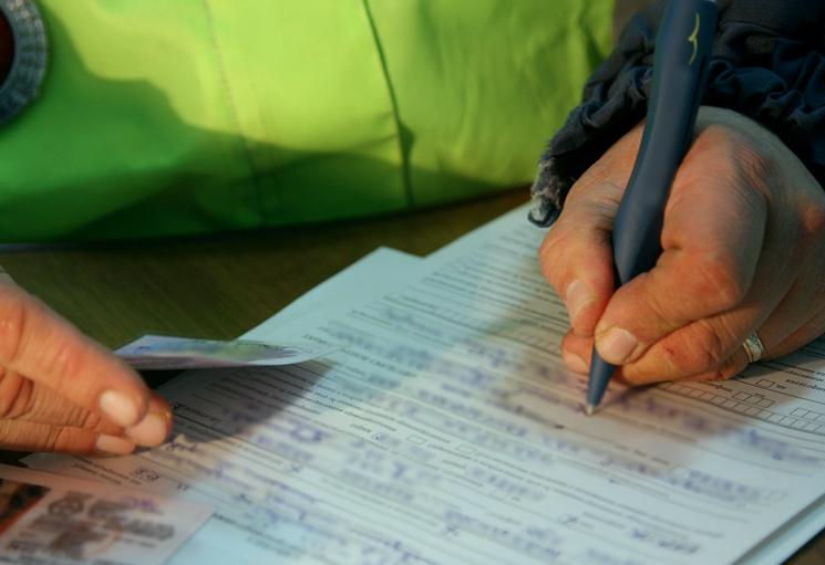 Процедура лишения водительских прав