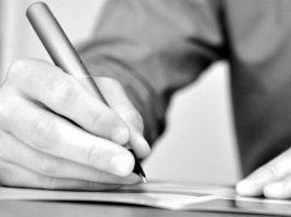 Как правильно написать ходатайство