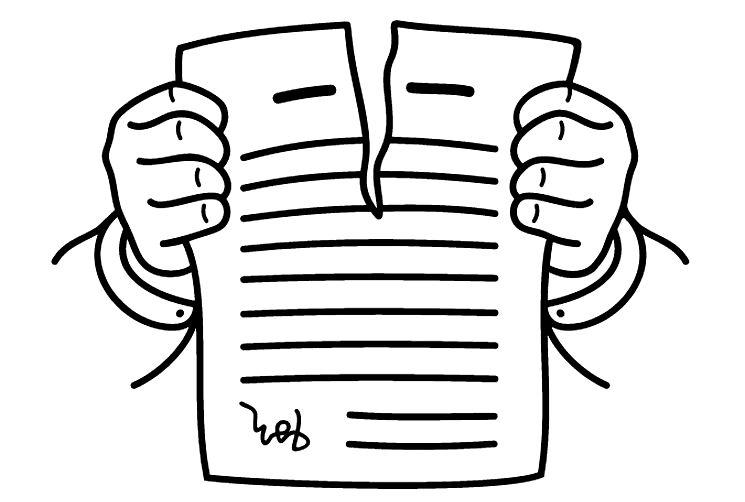 Как признать договор недействительным?