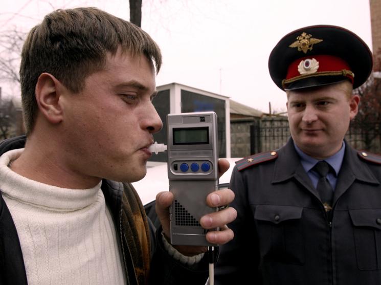 Как проходит освидетельствование на состояние алкогольного опьянения водителем