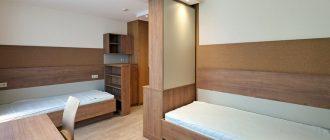 Как студенту получить комнату в общежитие?