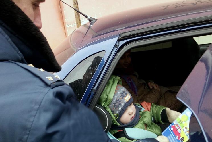 Какова ответственность за нарушение правил перевозки детей