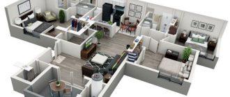 Хозяин жилья обязан пускать управляющую компанию для проверки перепланировки квартиры