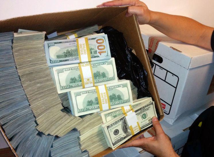 Конституционный суд разрешил конфискацию у родных и знакомых коррупционеров