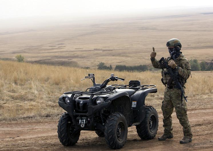 Новая контрактная армия России