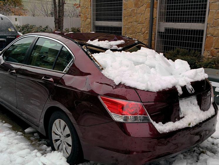 Как возместить ущерб, причиненный автомобилю по вине коммунальных служб
