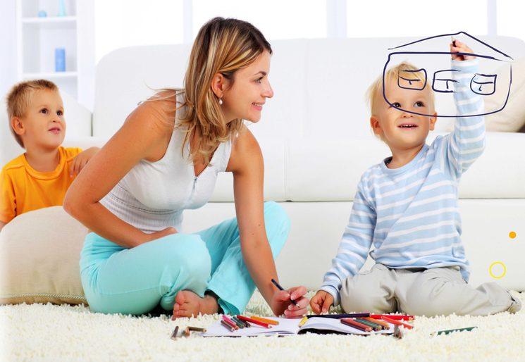Льготная ипотека семьям с двумя и тремя детьми