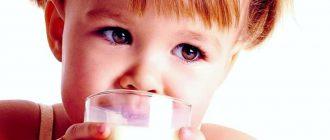 Кому предназначается детская молочная кухня