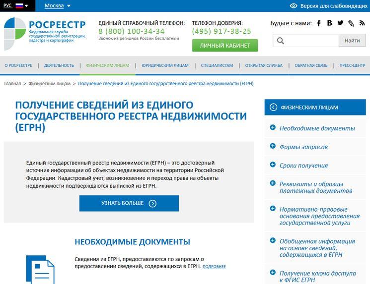 налог на имущество в москве