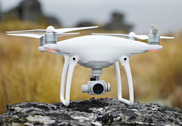 Обязательное разрешение на полеты дронов
