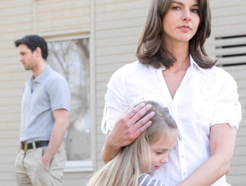 Как ограничить родительские права одного родителя