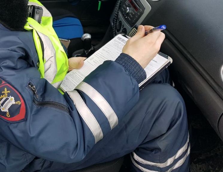 Отстранение нарушителя от управления транспортным средством