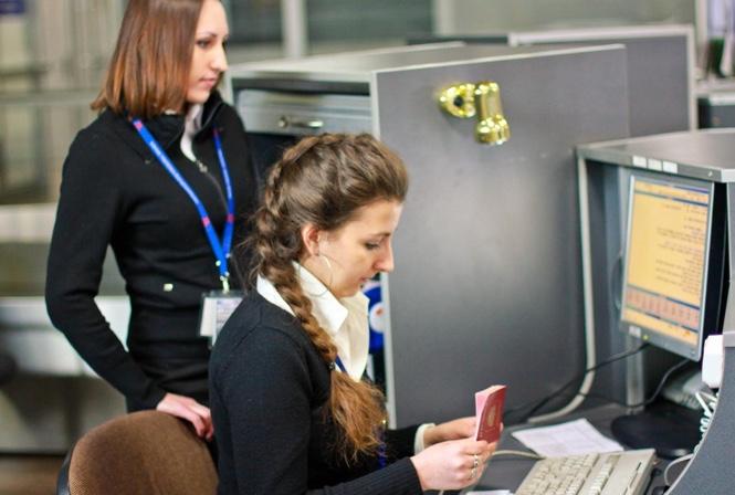 Паспортный контроль на границе РФ