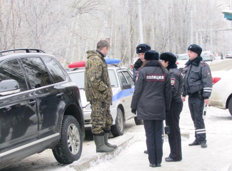 Порядок мероприятий, проводящихся перед административным арестом