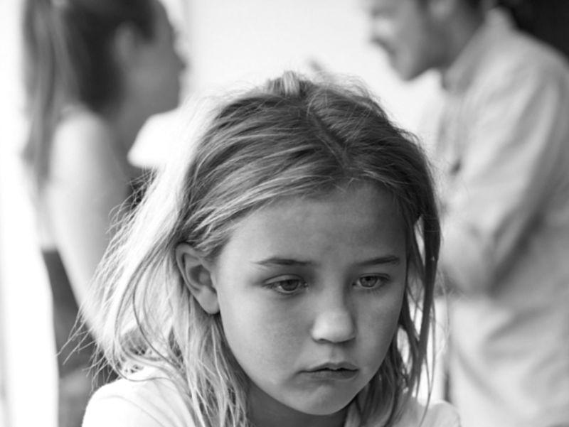 Проживание и воспитание ребенка родители которого развелись