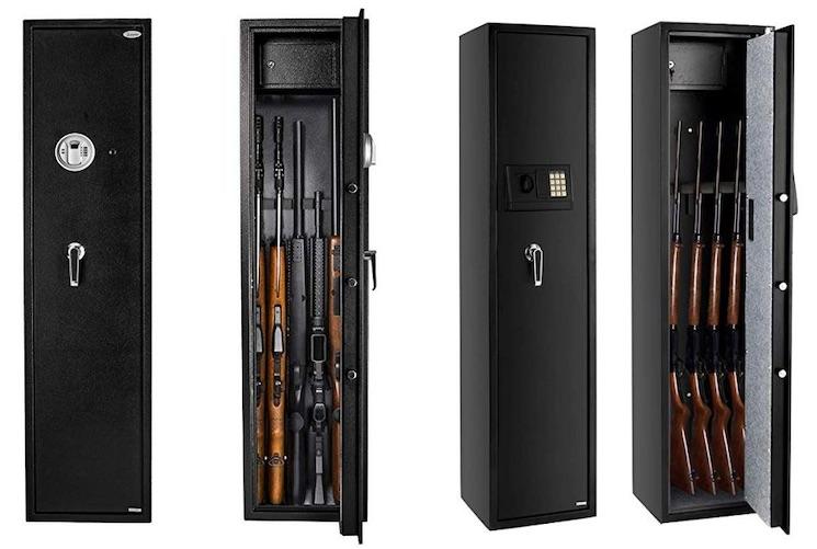 Правила хранения оружия дома