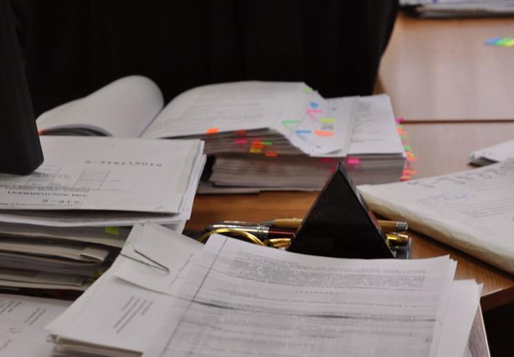 Предоставление иска и сопутствующих документов в суд
