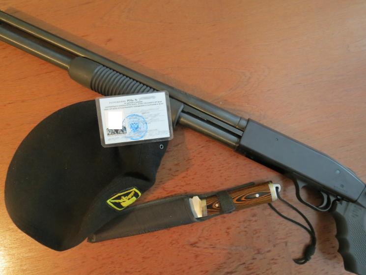 Кто выдает разрешение на приобретение охотничьего оружия