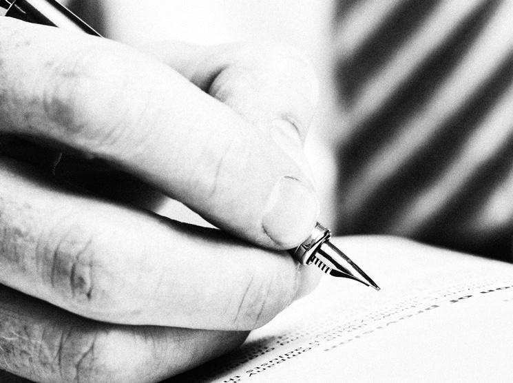 Как написать рекомендательное письмо пример