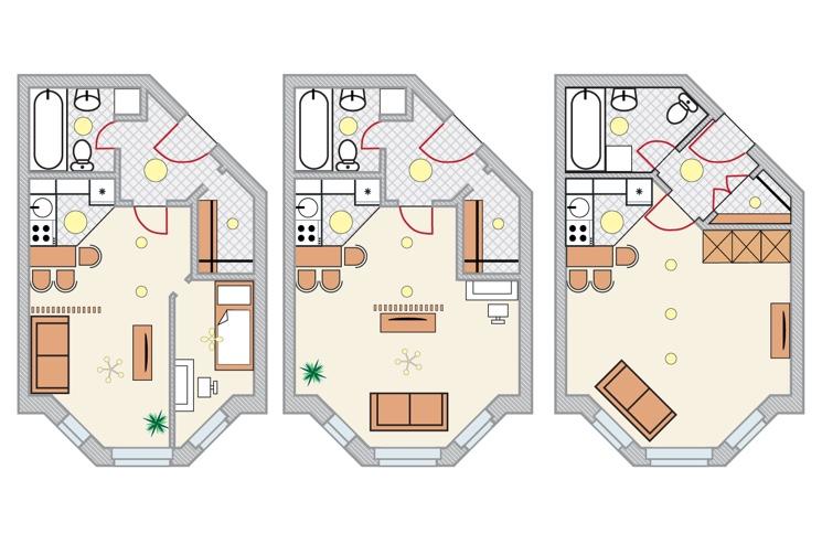 Родственный обмен квартирами - какие нужны документы при мене квартиры между родственниками