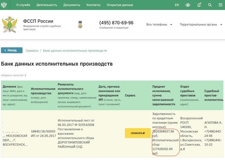 Как дворник расписавшись стала зиц-председателем и оказалась должна 2 млрд рублей