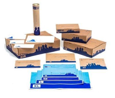 Упаковочные материалы для посылок от Почты России