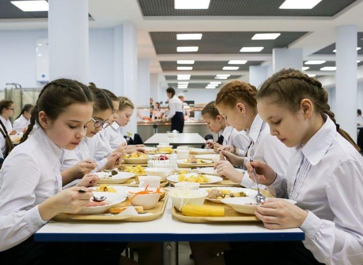 В начальной школе вводится бесплатное горячее питание