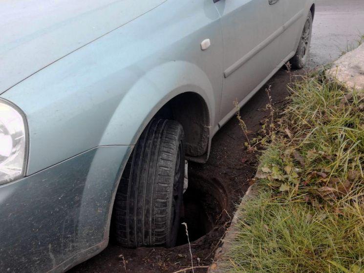 Возмещение ущерба, причиненного автомобилю по вине коммунальных служб