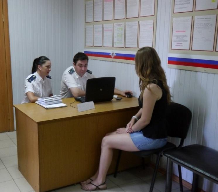 Написать заявления на временную регистрацию